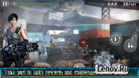 Elite Sniper Assault 3D v 1.0.1 Мод (Unlimited Money)