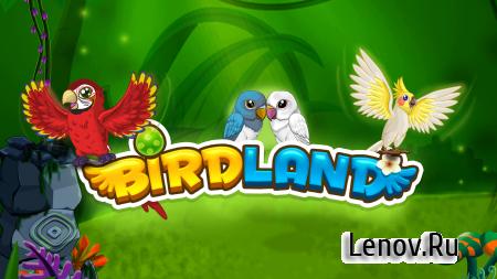 Bird Land Paradise (обновлено v 1.46) Мод (Infinite coin)