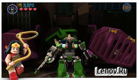 LEGO Batman: DC Super Heroes (обновлено v 1.05.1.935~4.935) (Mod Money/Unlocked)