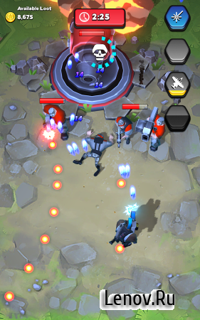 RAID HQ (обновлено v 2.302) (God Mode/1 Hit Kill)