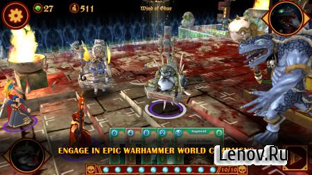 Warhammer: Arcane Magic v 1.1.0.9 (Full) (Mod Money/Unlocked)