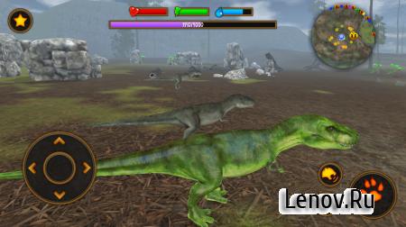 Clan of T-Rex v 1.0.1 (One Hit KO/God Mode/Free Shopping)