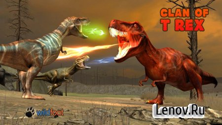 Clan of T-Rex v 1.0.1 (One Hit KO/God Mode/Free Shopping)