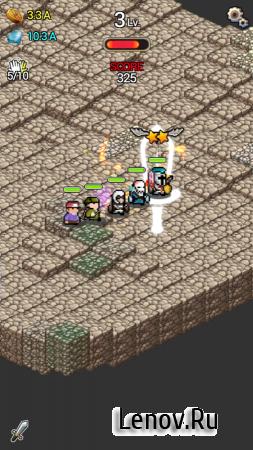 Heroquest: Beginning (обновлено v 1.15) (Full) (Mod Money)