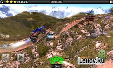 Offroad Legends - Hill Climb v 1.3.11 Мод (Unlimited Money/Ad-Free)