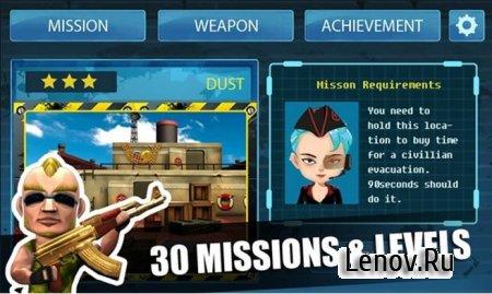 Modern Counter Terrorist v 1.0 Мод (Free Shopping & More)