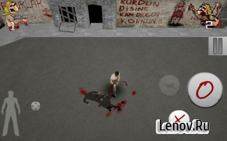 Mahluklar Bloody Square v 1.4 Мод (много денег)