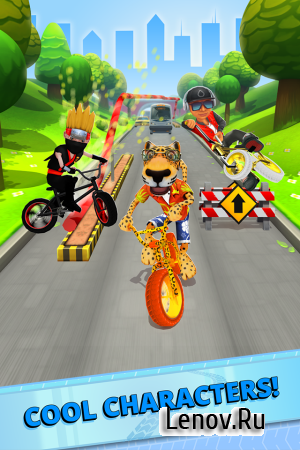 Bike Racing - Bike Blast Rush v 3.1 (Mod Money)