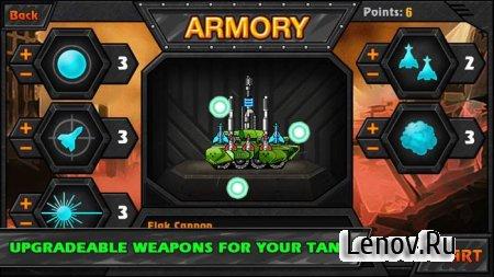 Heavy Weapon - Rambo Tank v 1.0.2 (Mod Lives)