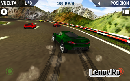Furious Racing 8 v 1.2 Мод (Infinite Coins)