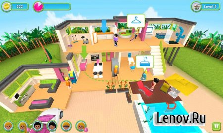 PLAYMOBIL Luxury Mansion v 1.4 (Mod Money)