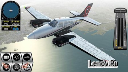 Flight Simulator X 2016 Air HD (обновлено v 1.4.0)
