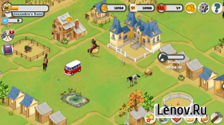 Horse Life Adventures v 1.4.1 Мод (Unlimited Tokens)