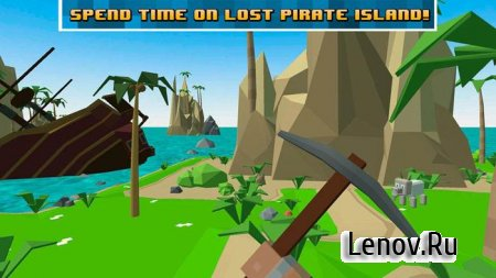 Pirate Craft Island Survival v 1.1