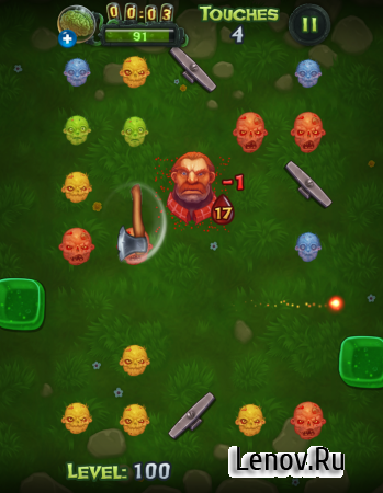 Monsters vs. Zombies: Smasher v 1.0.9 Мод (Unlimited Money)