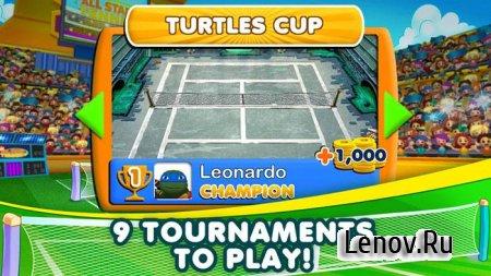 Nickelodeon All-Stars Tennis v 1.0.3 Мод (много денег)