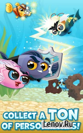 Fish With Attitude v 1.0.39 (Mod Coins/Pearls)