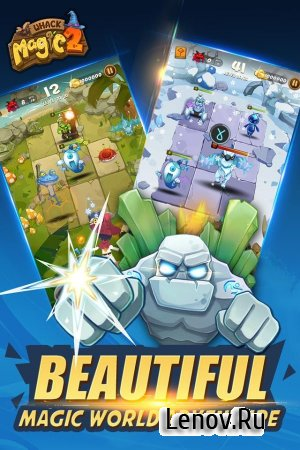 Whack Magic 2: Swipe Tap Smash v 1.4 (Mod Money)