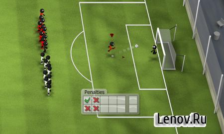 Stickman Soccer 2014 PRO v 2.7 Mod (Unlocked)