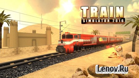 Train Simulator - Free Game v 150.8 Mod (Unlocked)