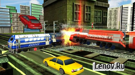 Train Simulator 2016 v 6.1 Mod (Unlocked)