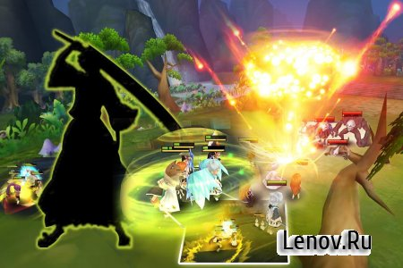 Lord Of Souls v 1.0.0 Мод (Healing Skill Multiplier)