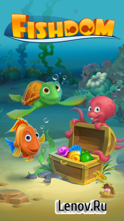Fishdom v 4.92.1 (Mod Money/Ad-Free)