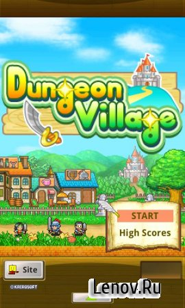 Dungeon Village v 2.0.7 (Mod Money)