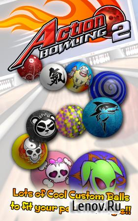Action Bowling 2 v 1.1.01 (Mod Money)