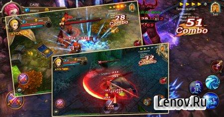 Legend of Eden (обновлено v 2.5.4) Мод (Infinite Hp & More)