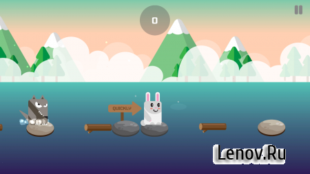 Jumping Rabbit Expert v 1.1 (Full)