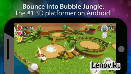 Bubble Jungle ® Pro v 1.4.1 (Full)