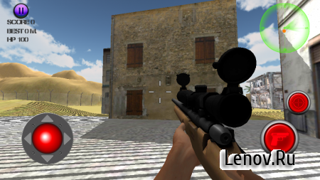 Sniper Warrior v 1.0 (Full)