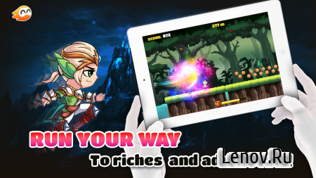 Fairy Run – Treasure Hunt v 1.0.4 (Mod Money)