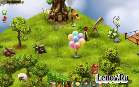 Dragon Farm - Airworld v 1.24 Мод (Free Shopping)