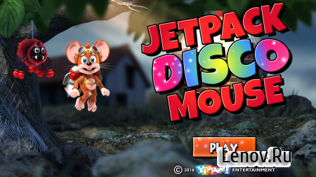 Jetpack Disco Mouse v 1.0316.2 Мод (Unlimited Lives)