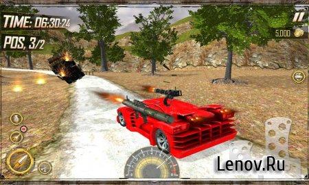 Desert Death Racing Fever 3D v 1.0.1