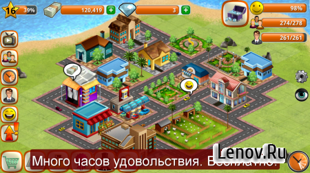 Village City - Island Simulation v 1.10.6 (Mod Money)
