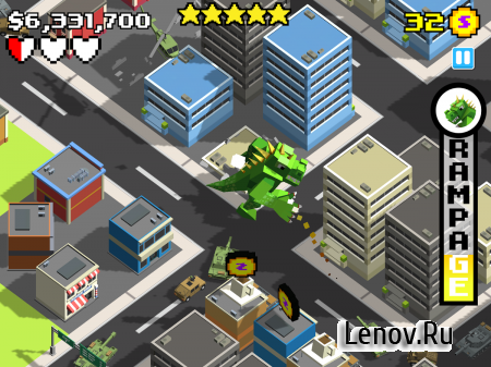 Smashy City v 2.4.3.1 Мод (Infinite Money)
