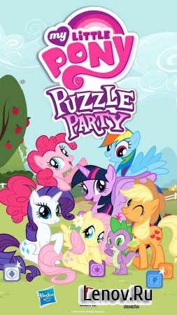 My Little Pony: Puzzle Party (обновлено v 1.4.61) Мод (Coins/Lives)