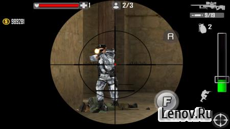 Shoot Strike War Fire v 1.1.8 Мод (Coins Add/Speed Hack)