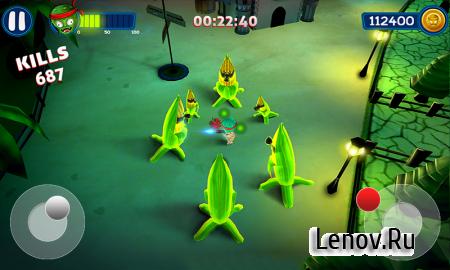 Zombie Little v 1.02 (Mod Money/Unlocked)
