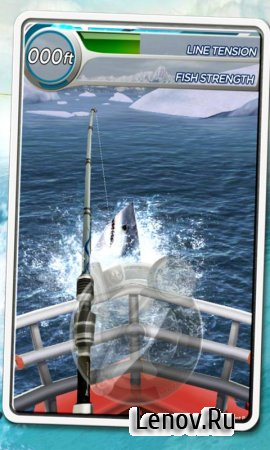 Real Fishing 3D Free v 1.1 Мод (Infinite Coins)
