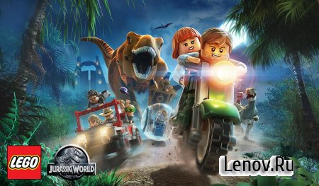 LEGO® Jurassic World™ v 2.0.1.18 (Money & More)