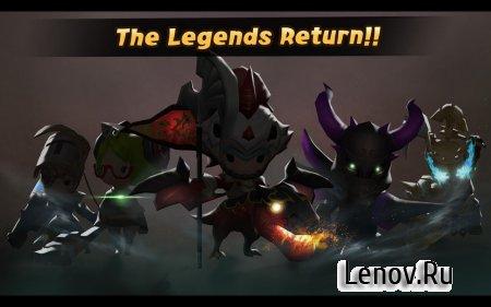 Buddy Rush: The Legends (обновлено v 2.7.0) (Mod Damage/Speed & More)