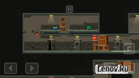 Prison Run and Gun v 1.1.2 Мод (полная версия)