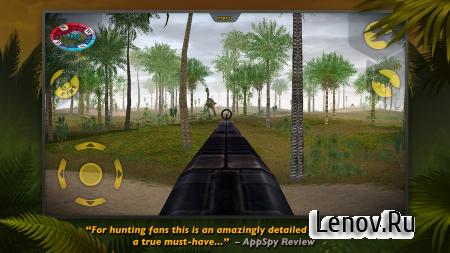 Carnivores: Dinosaur Hunter HD v 1.8.3 Мод (Unlock all DLCs/Infinite points)