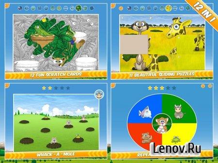Kids Animal Playground PRO (обновлено v 6.0.6) (Full)