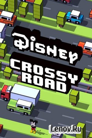 Disney Crossy Road v 3.252.18441 (Mod Money/Unlocked/Ad-Free)