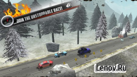 Cars - Unstoppable Speed X v 5.3 Мод (Bought All Car)